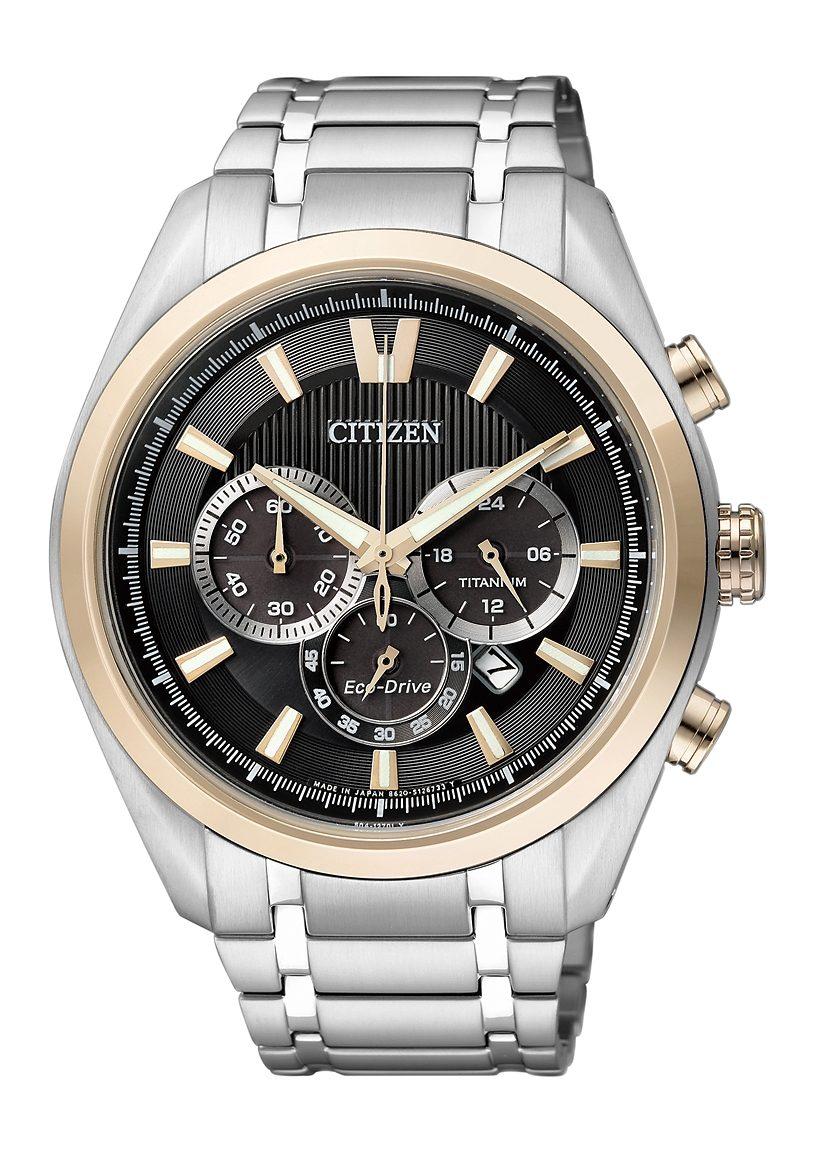 Citizen Chronograph »CA4014-57E«