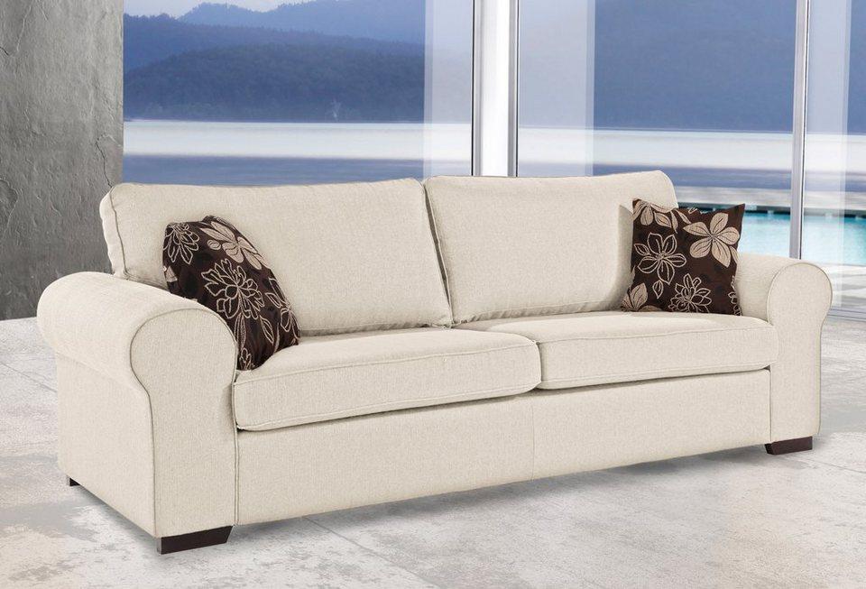 Home affaire 3-Sitzer »Vermont« in beige