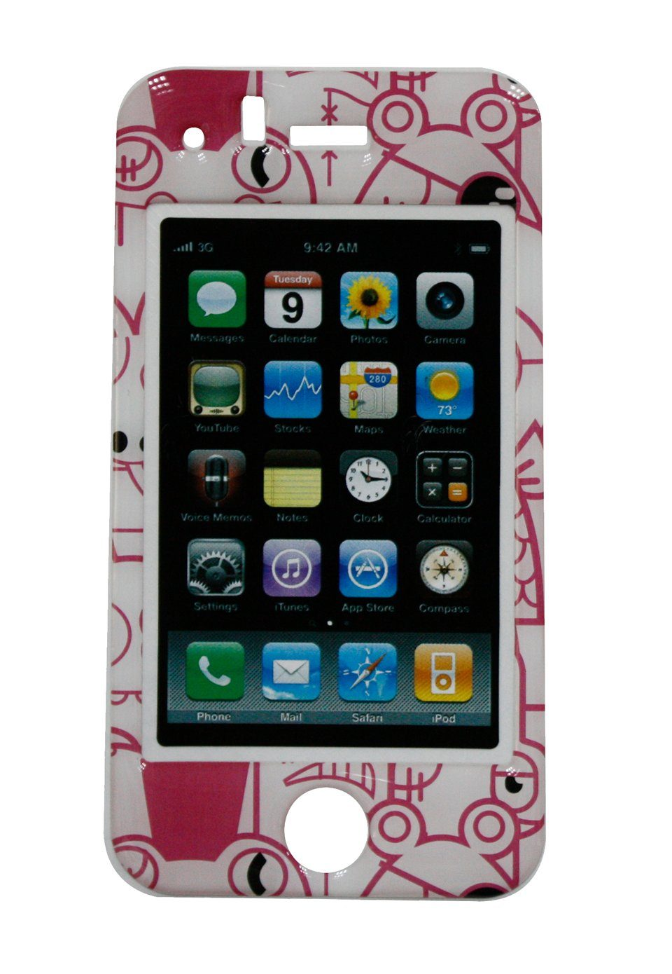 BODINO Schutzfolie »SuperSkin iPhone 3G/3GS B-MOVIE«