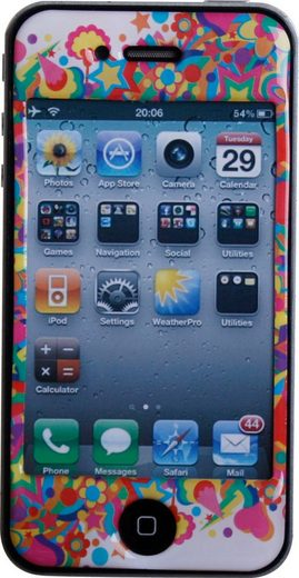 BODINO Schutzfolie »SuperSkin iPhone 4 MONTEREY POP«