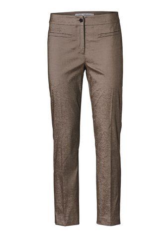 TIMELESS брюки из тафты с утонченный G...