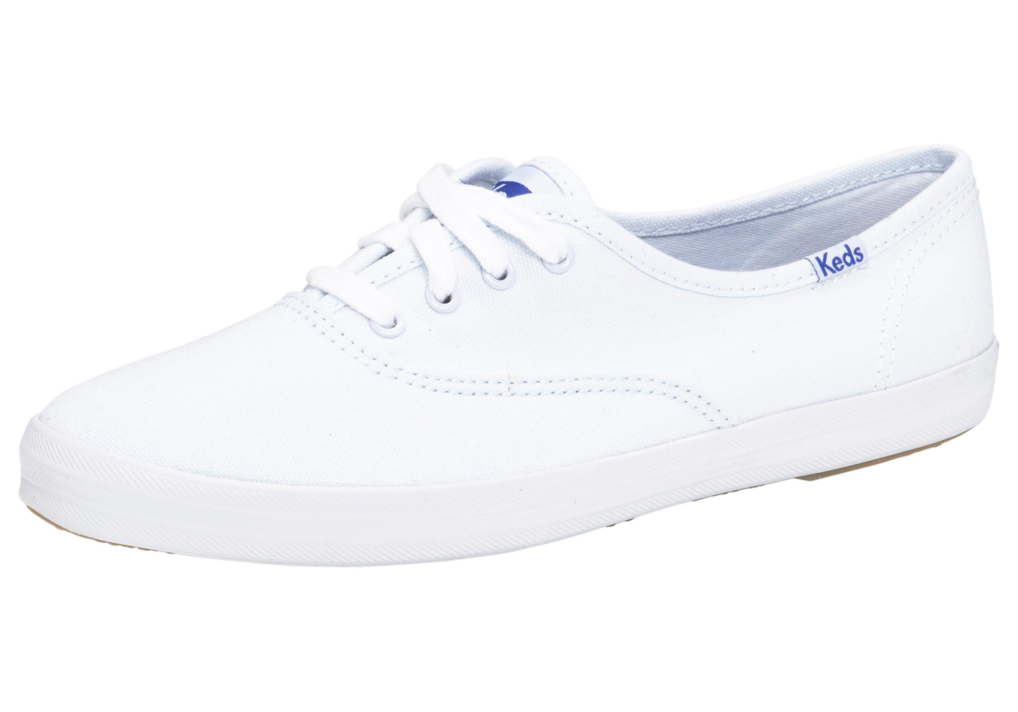 Keds Champion Canvas Sneaker online kaufen  weiß