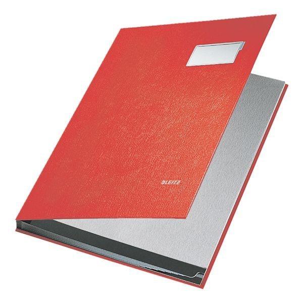Leitz Unterschriftenmappe »5701« in rot