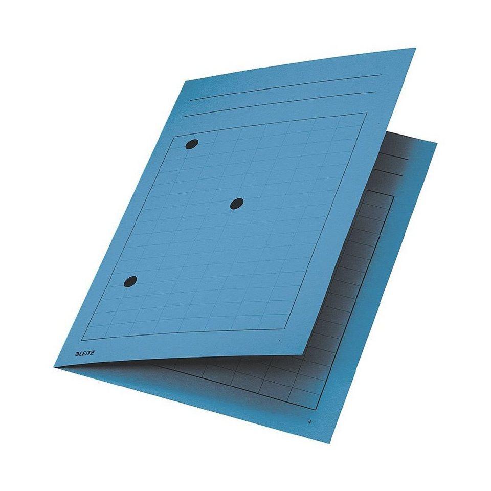 Leitz Umlaufmappe in blau