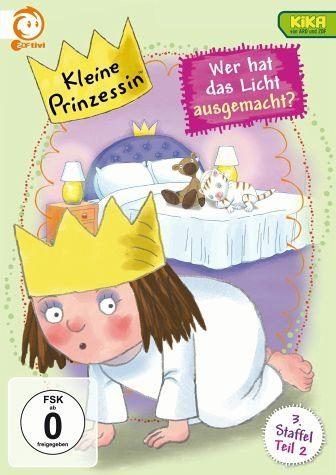 DVD »Kleine Prinzessin - Wer hat das Licht ausgemacht?«