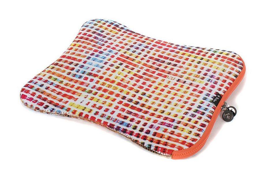 BODINO Notebook-Sleeve »bis 11,6 Zoll HORIZONTAL«