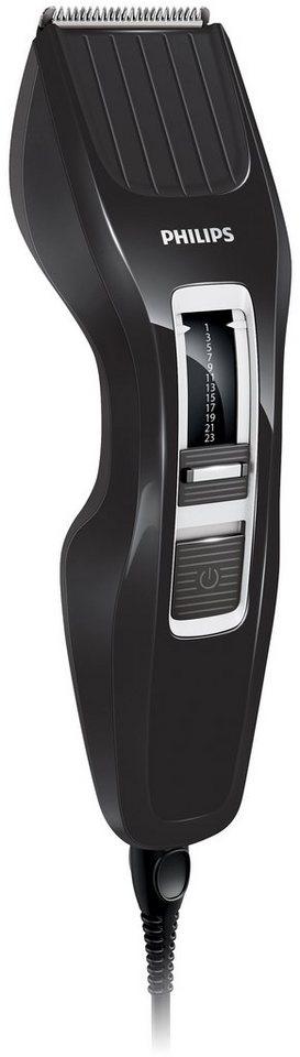 Philips Haarschneider HC3410/15 mit DualCut Technologie in schwarz