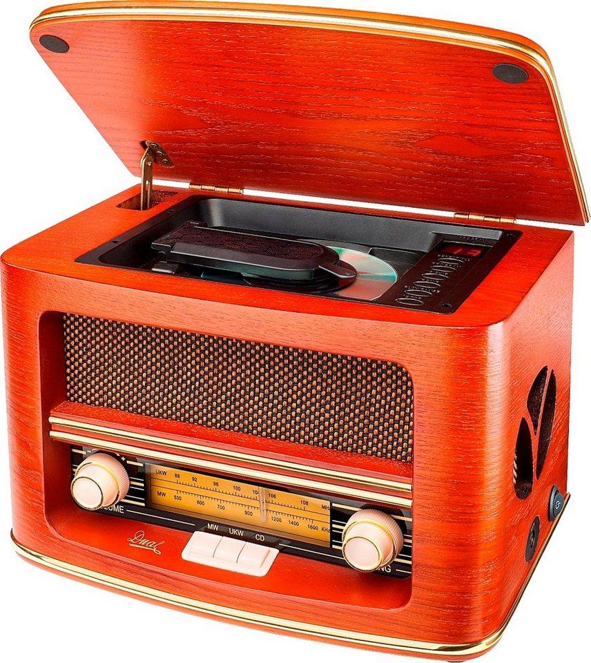 Dual NR 1 CD Radio in mit CD
