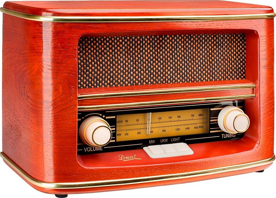 Dual NR 1 CD Radio in ohne CD