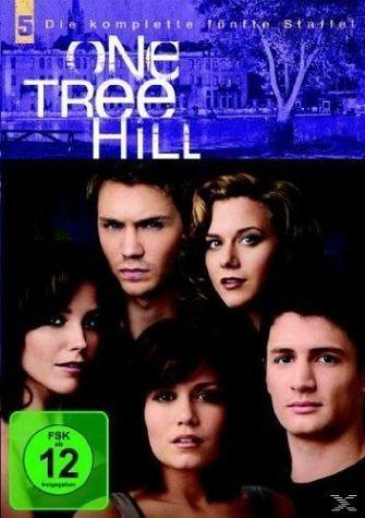 DVD »One Tree Hill - Die komplette 5. Staffel DVD-Box«
