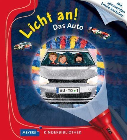 Gebundenes Buch »Das Auto / Licht an! Bd.29«