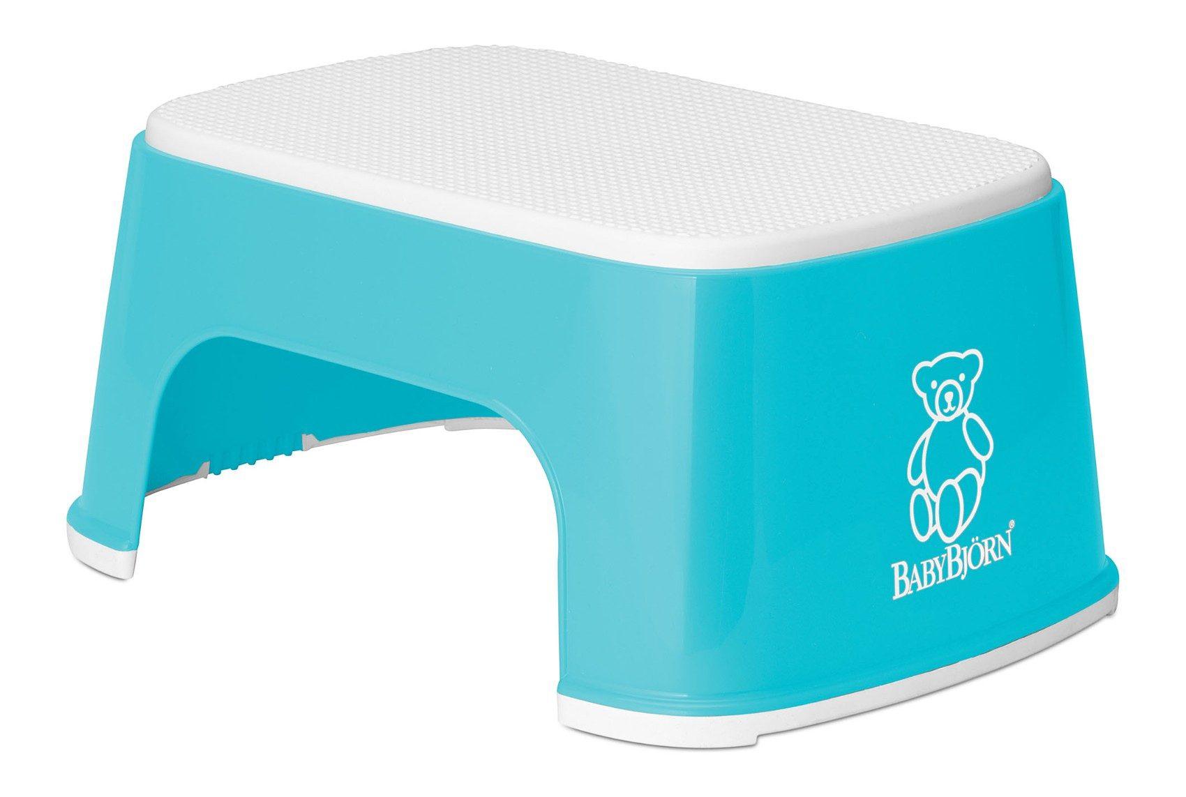 BabyBjörn Trittschemel, Türkis
