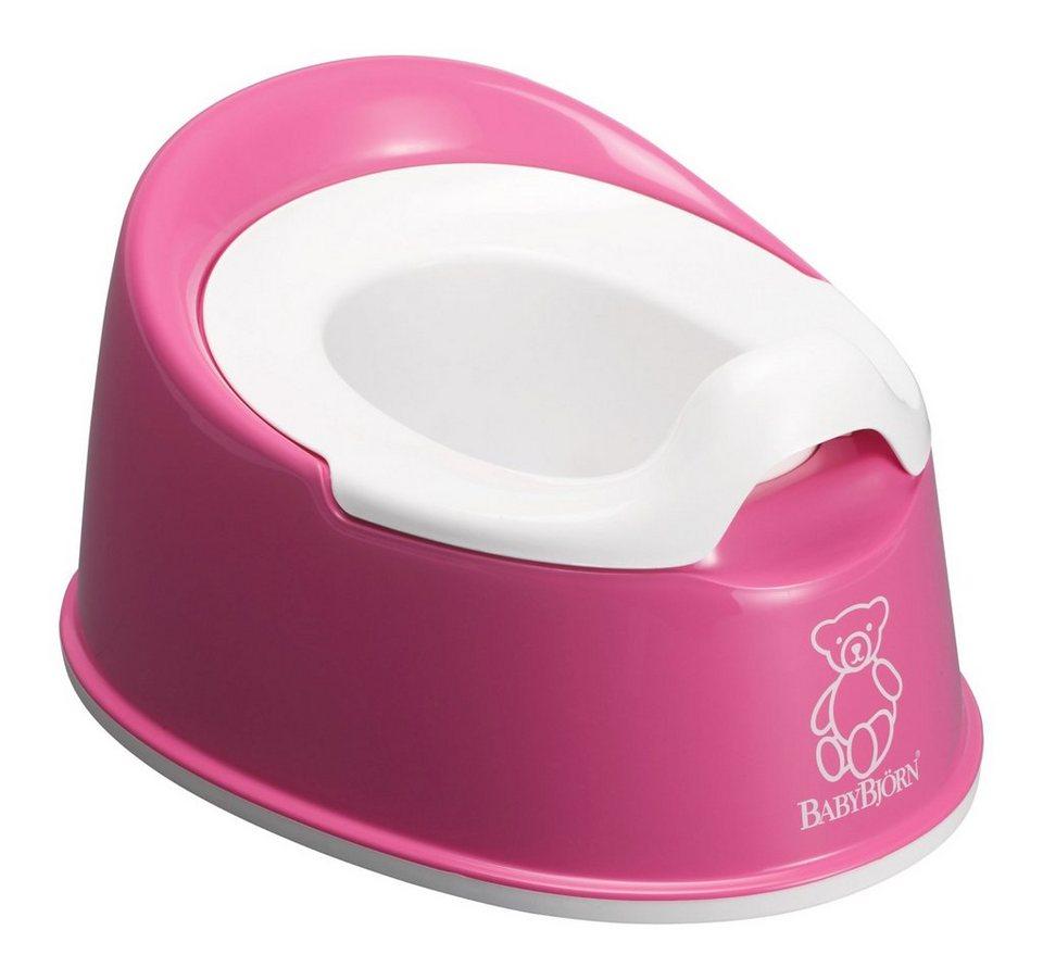 BabyBjörn Cleveres Töpfchen, Pink in pink