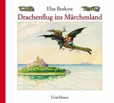 Gebundenes Buch »Drachenflug ins Märchenland«