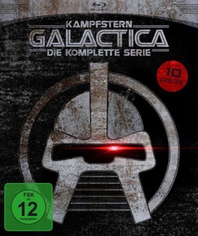 Blu-ray »Kampfstern Galactia - Die komplette Serie, 9...«