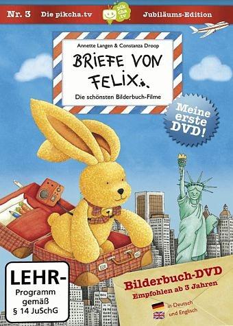 DVD »Briefe von Felix - Die Schönsten Bilderbuchfilme«