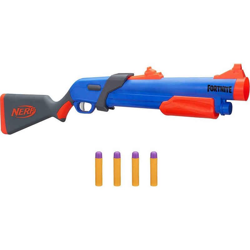 Hasbro Blaster »Nerf Fortnite Pump SG Blaster – Pump-Action Mega«