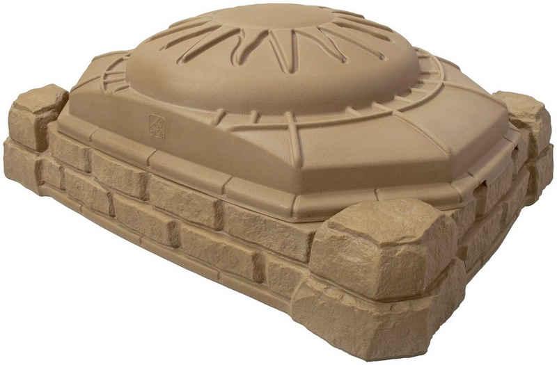 Step2 Sandkasten, BxLxH: 112x81x39 cm