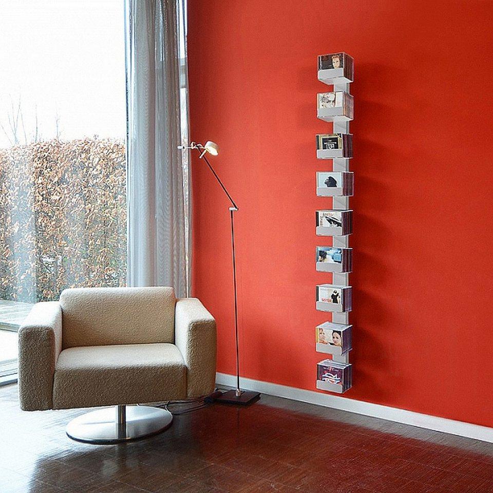 RADIUS RADIUS CD-Baum 2 Wand groß, silber