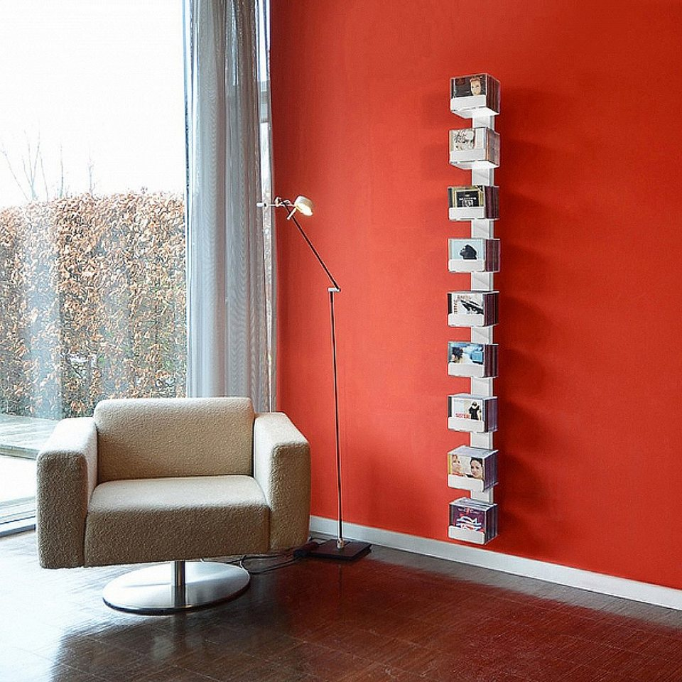 Radius RADIUS CD-Baum 2 Wand groß, weiß in weiß