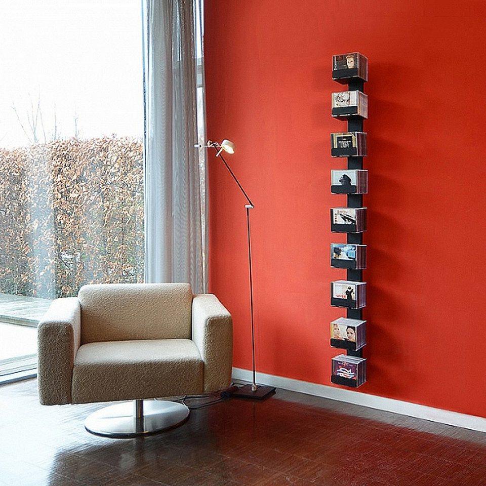 RADIUS RADIUS CD-Baum 2 Wand groß, schwarz