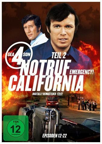 DVD »Notruf California - Staffel 4, Teil 2 (3 DVDs)«