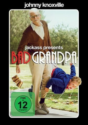 DVD »Jackass: Bad Grandpa (DVD)«