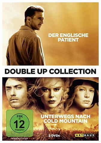 DVD »Double Up Collection: Der Englische Patient /...«