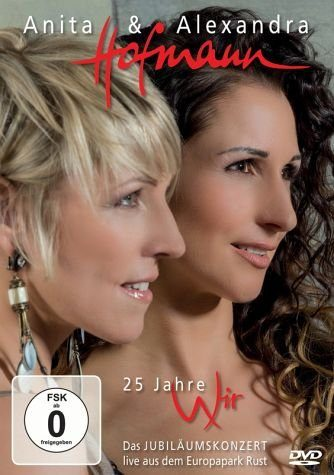 DVD »25 Jahre Wir«