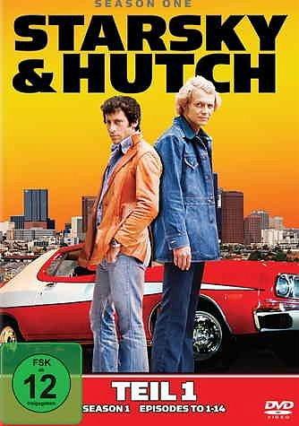 DVD »Starsky & Hutch - Season 1, Vol.1 (3 Discs)«
