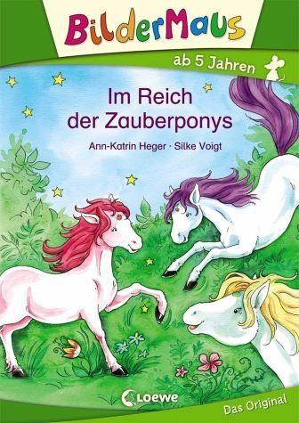Gebundenes Buch »Bildermaus - Im Reich der Zauberponys«