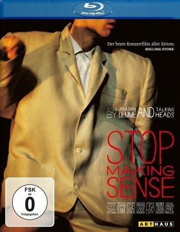 Blu-ray »Stop Making Sense (30th Anniversary Edition)«