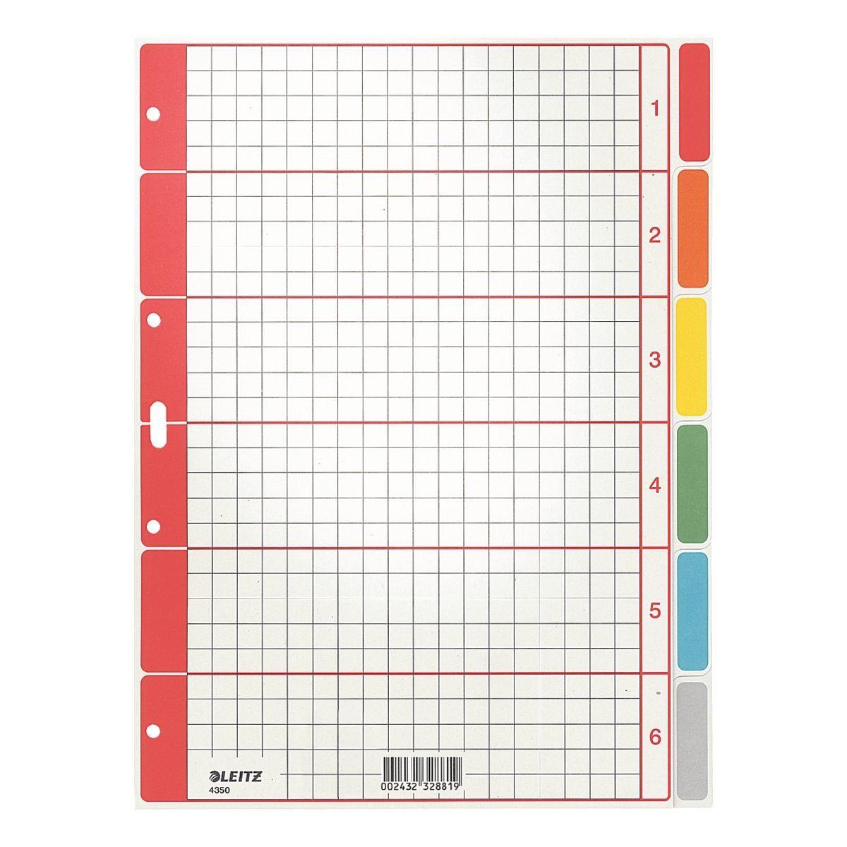 Leitz Kartonregister