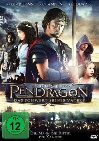 DVD »Pendragon - Das Schwert seines Vaters«