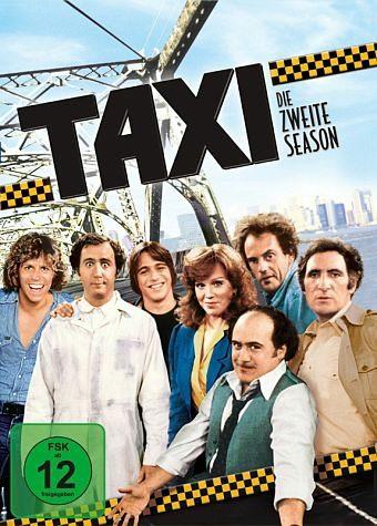 DVD »Taxi - Die zweite Season (3 Discs)«