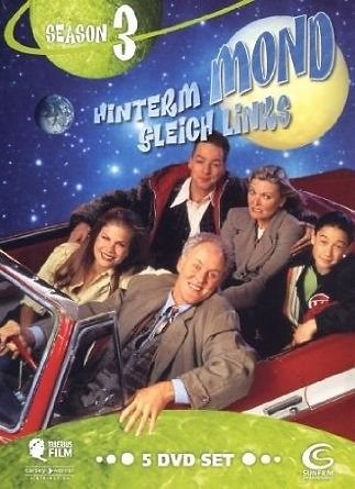 DVD »Hinterm Mond gleich links - Season 3«