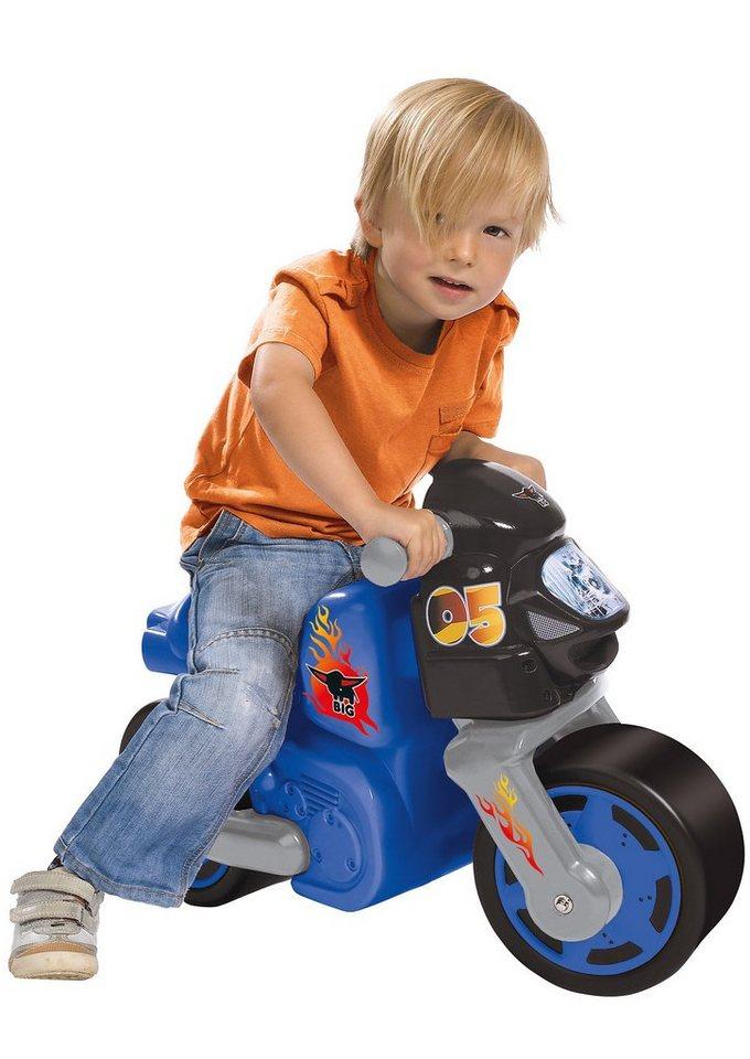 BIG Laufrad, »BIG-Classic-Bike« in blau