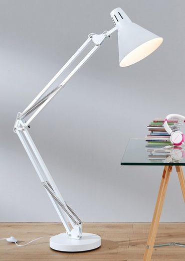 Brilliant Leuchten Stehlampe, 1-flammig