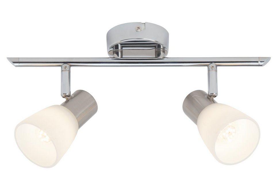 brilliant leuchten led deckenstrahler 2 flammig ma e ca h he 14 cm breite 38 cm tiefe 18. Black Bedroom Furniture Sets. Home Design Ideas