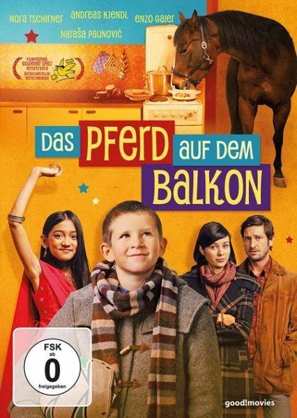 DVD »Das Pferd auf dem Balkon«