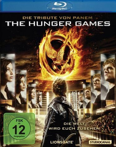 Blu-ray »Die Tribute von Panem - The Hunger Games«