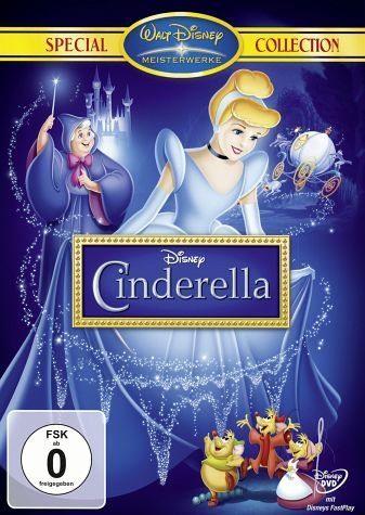 DVD »Cinderella (Special Edition)«