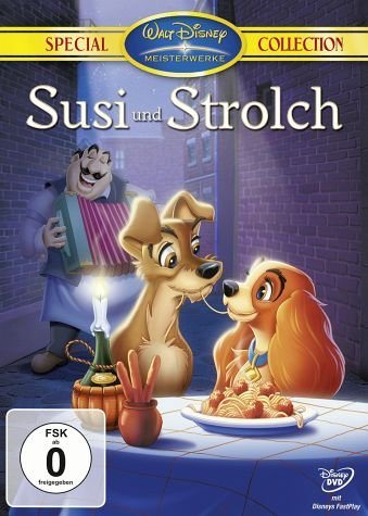 DVD »Susi und Strolch (Special Collection)«