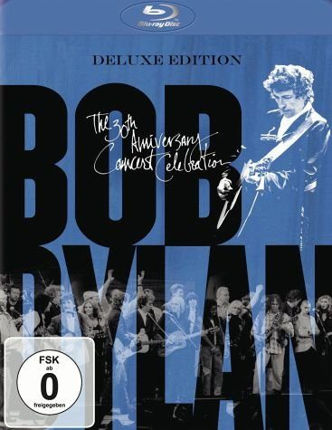 Blu-ray »Bob Dylan - The 30th Anniversary Concert...«