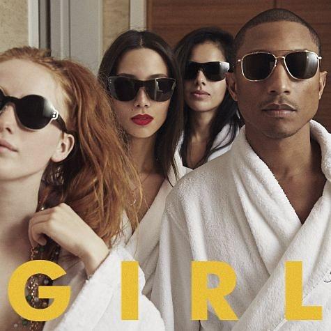 Audio CD »Pharrell Williams: G I R L«