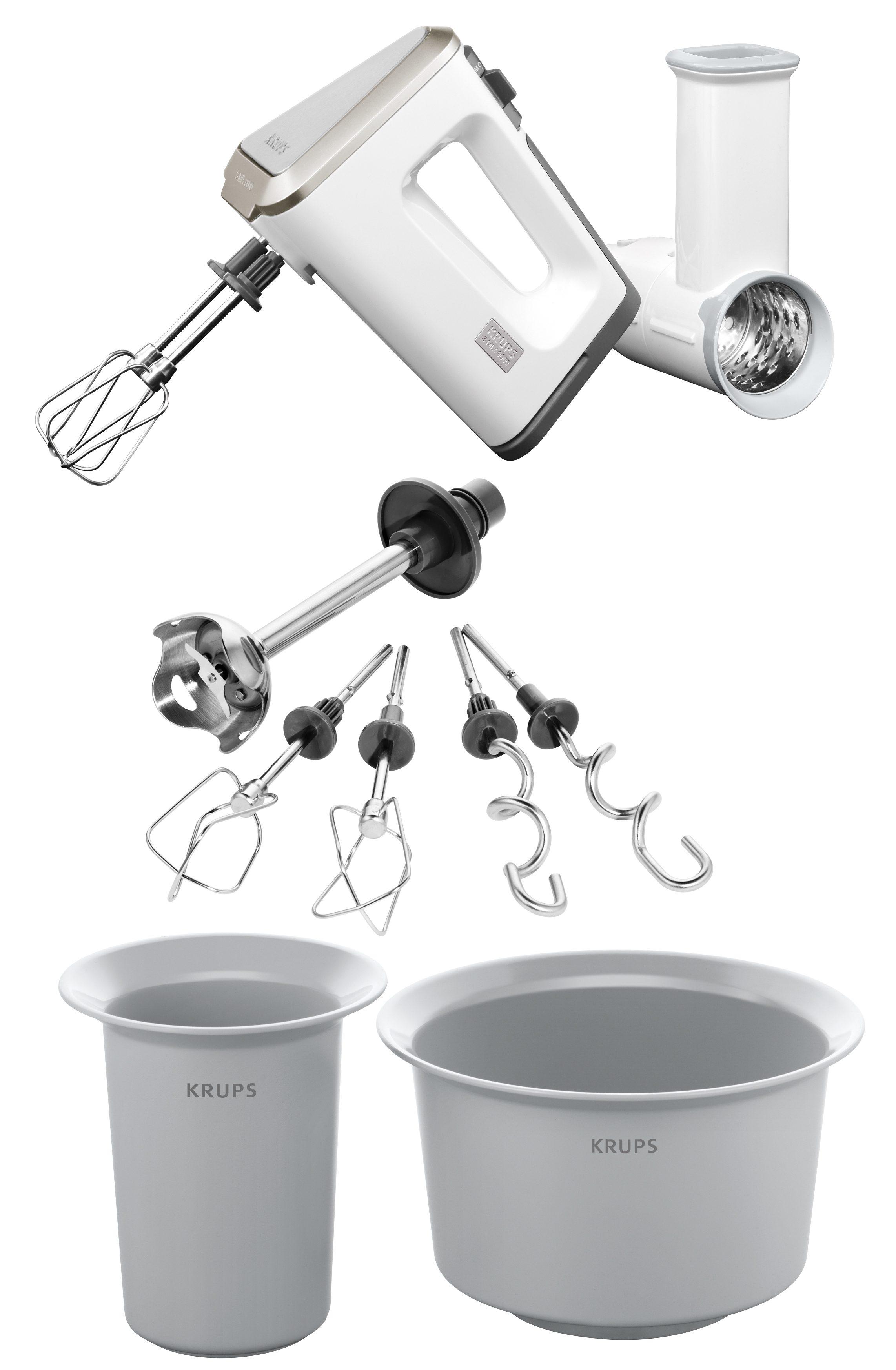 Krups Handmixer GN9071 3 Mix 9000, 500 W, 500 Watt