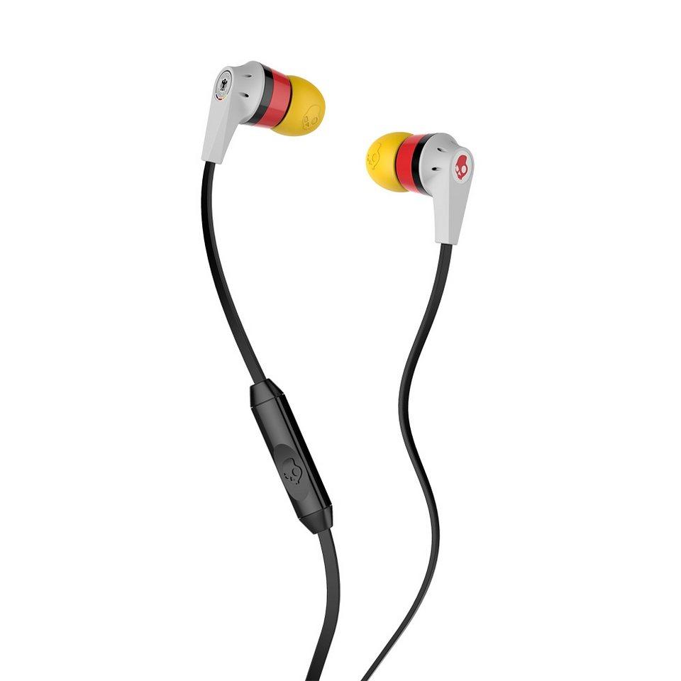 Skullcandy Headset »INKD 2.0 IN-EAR W/MIC 1 GERMANY« in schwarz