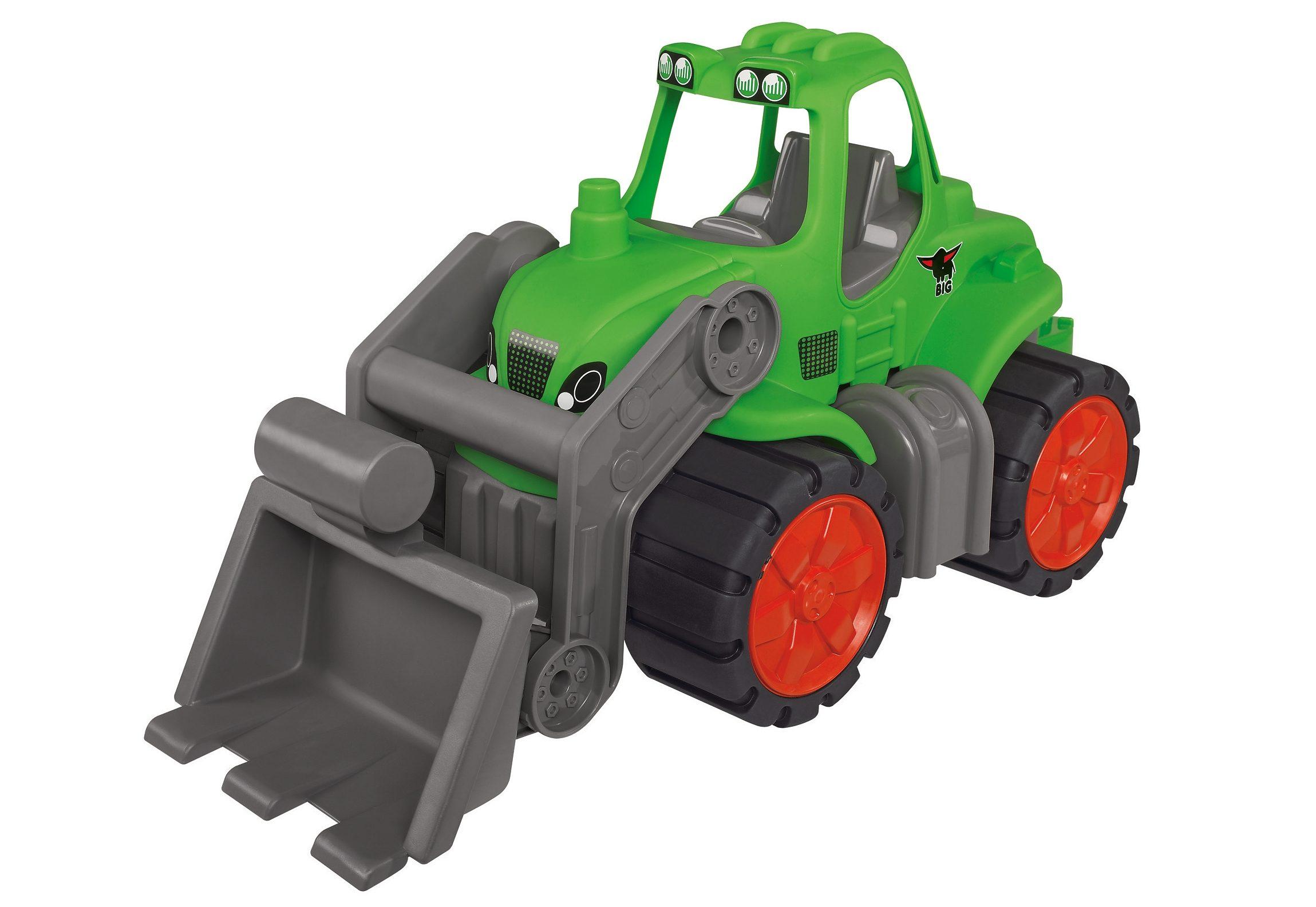 BIG Spielfahrzeug »BIG Power Worker Traktor«