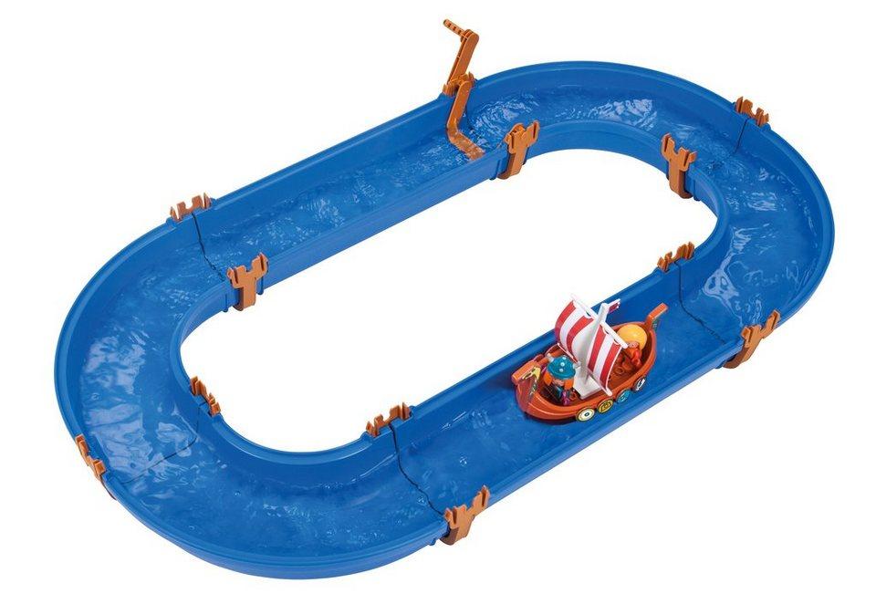 BIG Wasserbahn, »Waterplay Wickie - Große Abenteuerfahrt« in blau