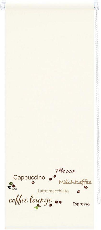 Fensterrollo, Good Life, »Anita«, im Fixmaß, Lichtschutz (1 Stck.) in weiß - bunt